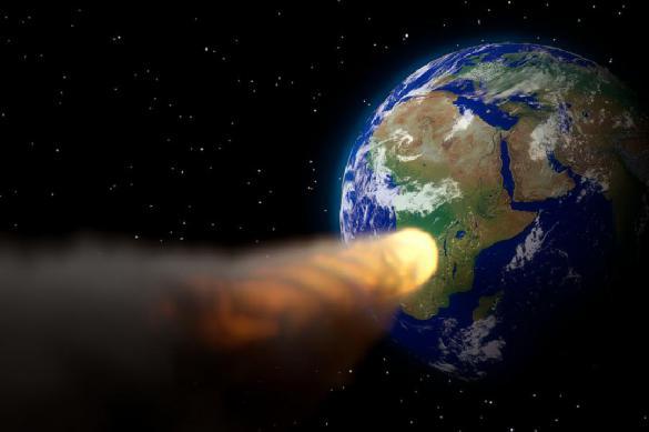 Астрофизик Малков: астероид может унести часть атмосферы