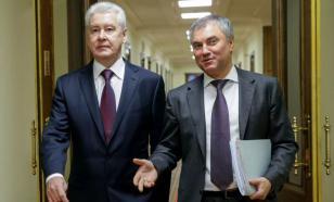 Политолог оценил слухи о назначении мэром Москвы Володина