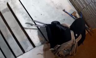 В Подмосковье задержали грабителей супермаркетов
