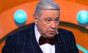 Петросян попросил прощения за слова о Джигарханяне