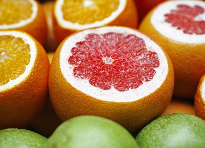 Грейпфрут в сочетании с некоторыми лекарствами опасен для здоровья