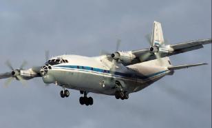 Самолет Ан-12 совершил жесткую посадку на острове Итуруп