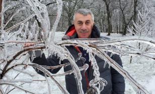 Доктор Комаровский объяснил, нужно ли носить маску на морозе