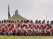 В Бельгии при реконструкции исторической битвы у Ватерлоо скорректировали детали боя по просьбам зрителей