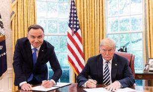 Польша готова потратить $2 млрд на американскую базу