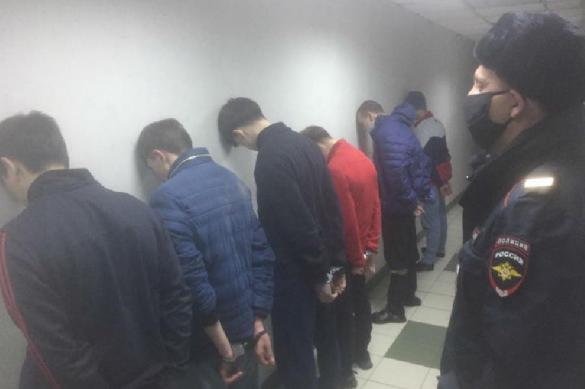 В Иркутске задержали шестерых сбежавших пациентов психлечебницы