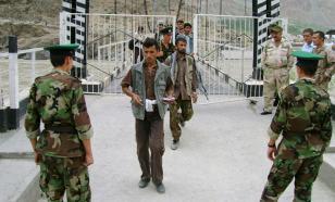 На таджикско-афганской границе убили незаконного наркоконтрабандиста