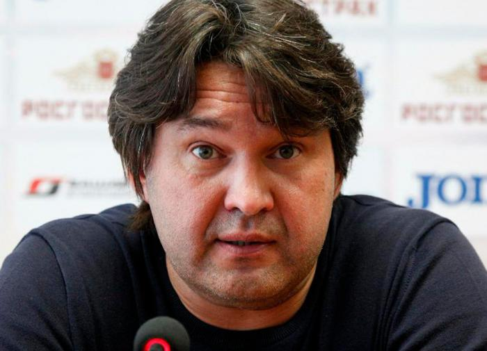 """Газизов обещает, что """"Спартак"""" теперь будет бороться за трофеи"""