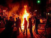 В Фергюсоне вандалы, борцы с режимом в Киеве