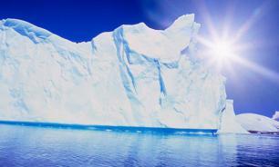 Северный полюс перемещается по вине человека