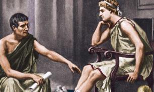Фрументарии - шпионы античности