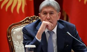 Суд оставил экс-президента Киргизии Атамбаева под стражей до 26 октября
