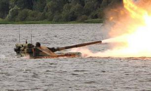 """На """"Армии-2018"""" представлен легкий танк 2С25 """"Спрут - СД"""""""