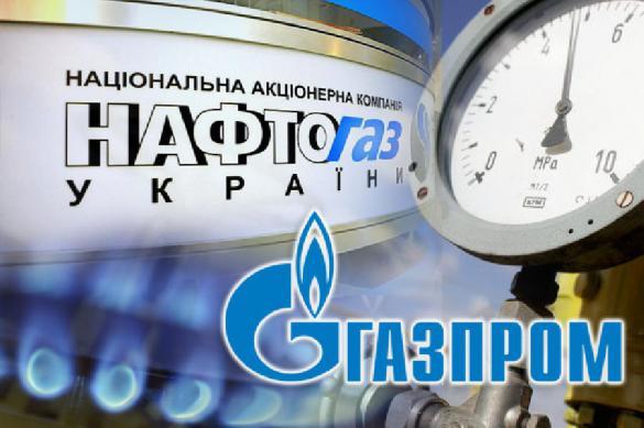 """Переговоры между """"Газпромом"""" и """"Нафтогазом"""" не состоялись"""