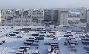 Омское общежитие залило кипятком