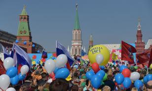 Первомай шагает по стране: как американский праздник полюбили в России