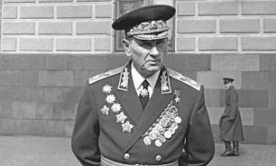 В Сочи установили памятник Маршалу Советского Союза Андрею Гречко