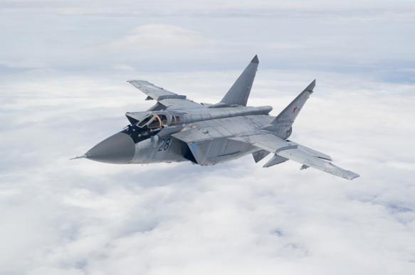 На воздушных границах России неспокойно