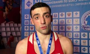 Боксера Георгия Кушиташвили задержали за нападение на росгвардейца