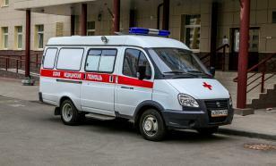 Автобус с 45 пассажирами перевернулся в Хабаровском крае