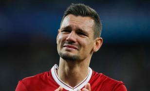 """Ловрен забил красивый автогол грудью в ворота """"Зенита"""""""