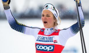 Лыжница Нильссон пробилась в состав биатлонной сборной Швеции