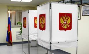 Больше половины россиян проголосовали на выборах
