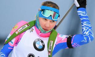Павлова завоевала золото в суперспринте на ЧЕ по биатлону