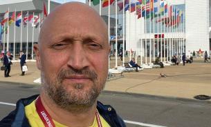 Гоша Куценко не может заниматься спортом из-за травм