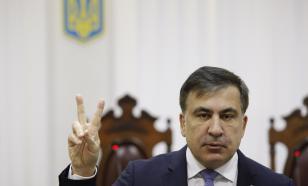 """""""Защитника Одессы"""" Саакашвили высмеяли в Грузии"""