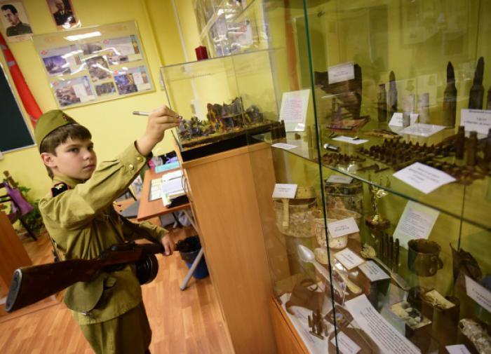 В Москве выбрали лучшие школьные музеи