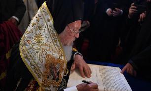 """В РПЦ объявили не имеющим канонической силы томос об автокефалии """"новой"""" украинской церкви"""