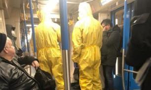 Задержан пранкер, устроивший в московском метро приступ от коронавируса