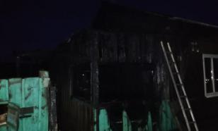Трое взрослых и четверо детей погибли в пожаре в Иркутской области