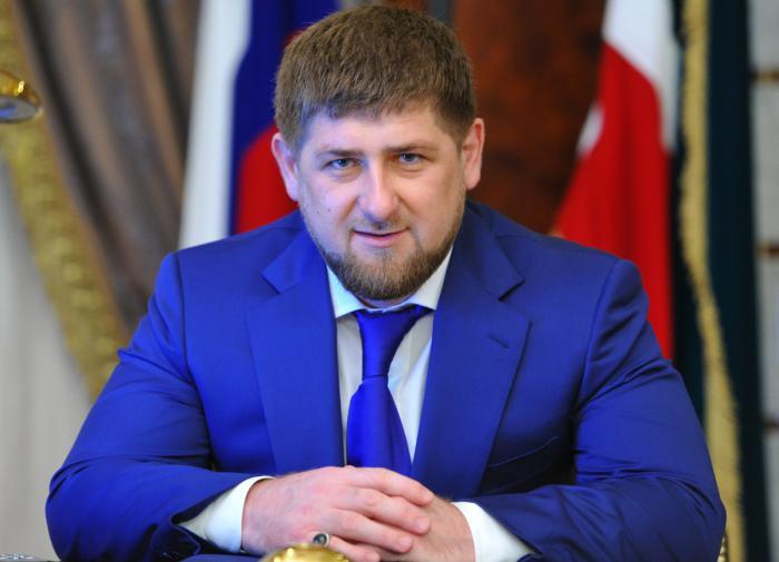 Кадыров стал получать в 20 раз больше
