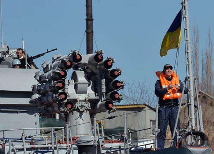 На Украине решили, как победить Россию на Чёрном море