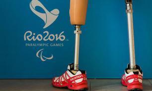 Олимпийского чемпиона Рио по легкой атлетике обогнали паралимпийцы