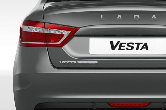 """""""АвтоВАЗ"""" отзовет бракованные Lada Vesta"""