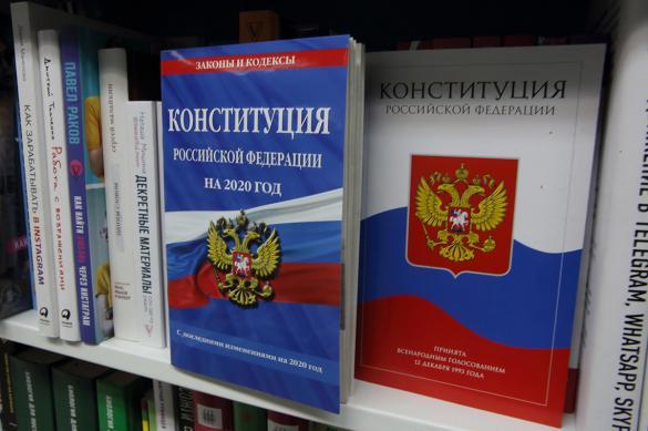 Путин напомнил о необходимости работать над поправками в Конституцию