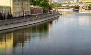 В Москве-реке нашли тело новорожденного малыша