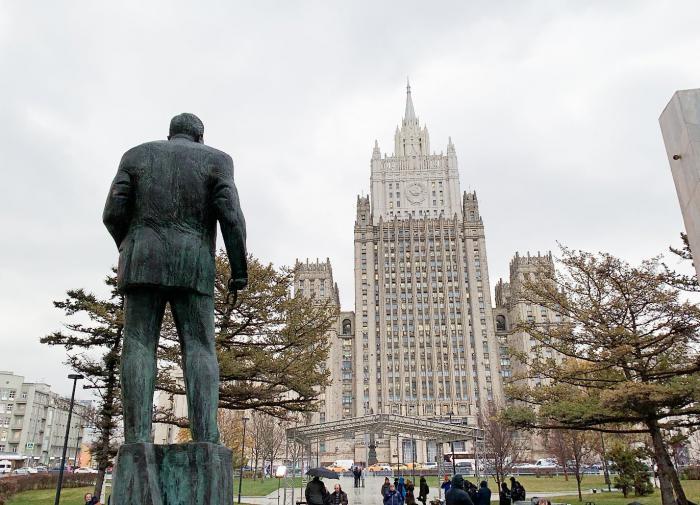 МИД России напомнил странам Прибалтики о свободе слова