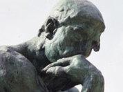Что было раньше - слово или мысль?