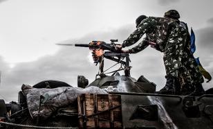 В ДНР объяснили подавление украинских огневых точек