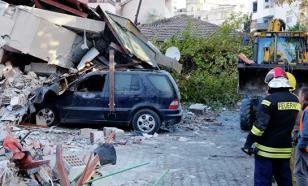 Жители Турции пострадали от сильного землетрясения
