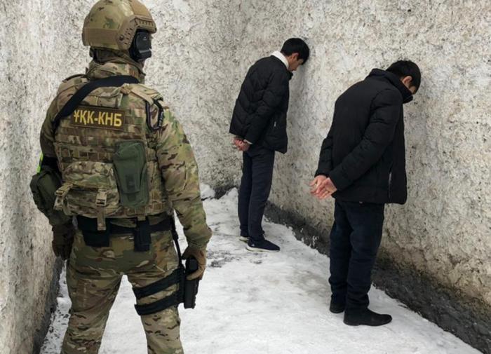 США открывают Четвертый Казахстанский фронт