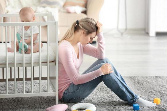 Послеродовая депрессия: как свести ее до минимума