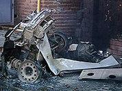 Смертник для совершения теракта угнал автомобиль на Украине