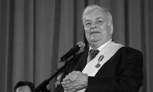 В Москве умер Михаил Державин