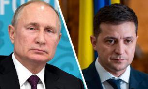 В Кремле не исключили, что Путин встретится с Зеленским в Париже