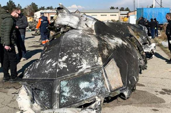 Иран: COVID-19 задерживает расследование инцидента с украинским Boeing